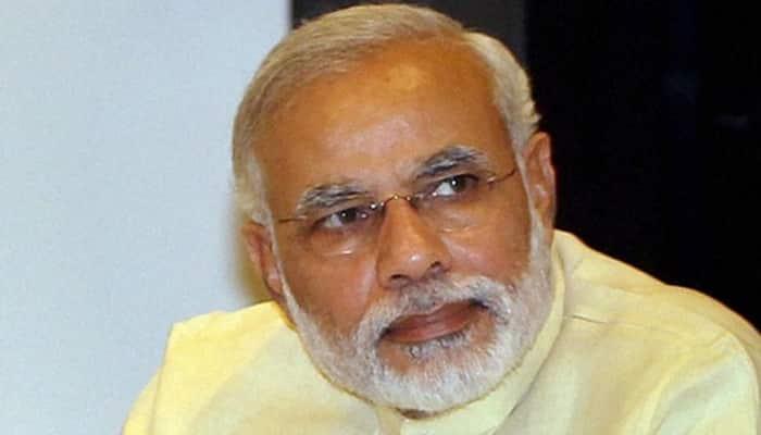 Prime Minister Narendra Modi announces new cleanliness drive