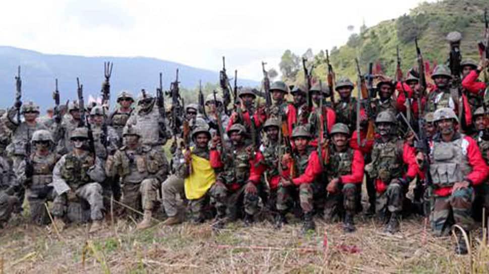 Yudh Abhyas 2018: Indo-US joint military exercise from September 16 in Uttarakhand