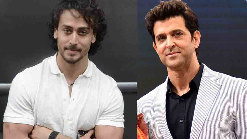 Want to be at my best in film with Hrithik Roshan: Tiger Shroff