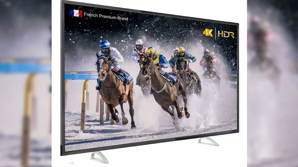 Thomson launches new 50, 55 inches 4K UHD TVs with all new UI
