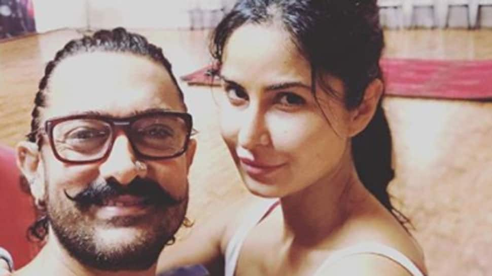 Aamir Khan is having a 'Thug' life, Katrina Kaif shares pic proof