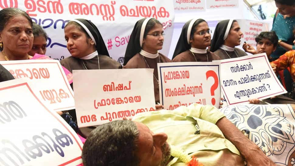 Kerala Police summons rape-accused Bishop Franco Mullakal for questioning on September 19
