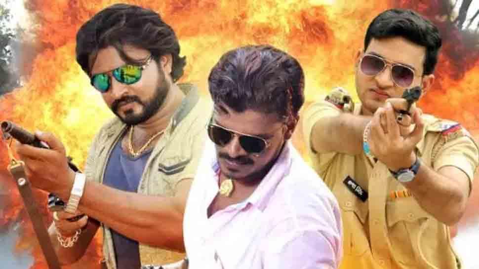 Bhojpuri film Baalughat's first look goes viral on the Internet