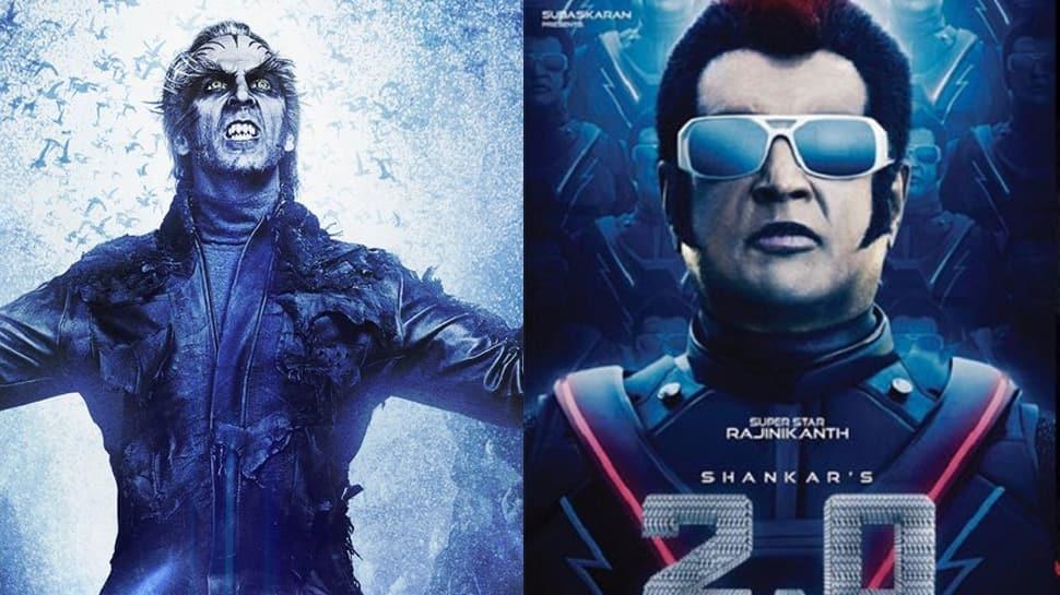 2.0 teaser: Rajinikanth, Akshay Kumar will leave you stunned—Watch
