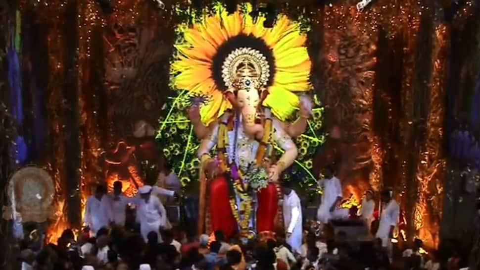 Lalbaugcha Raja darshan live streaming—Watch Ganesh Chaturthi celebrations