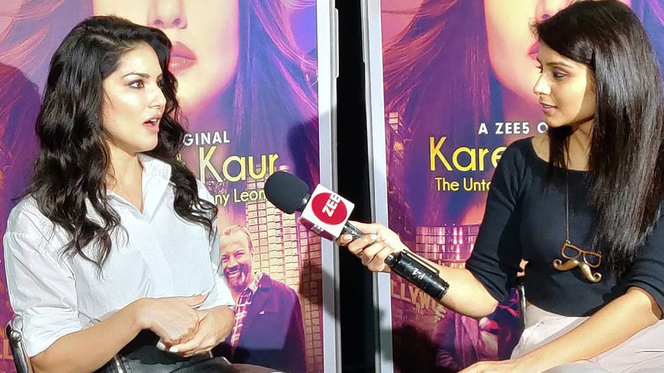 It was difficult to tell my own story: Sunny Leone on Karenjit Kaur: The Untold Story of Sunny Leone