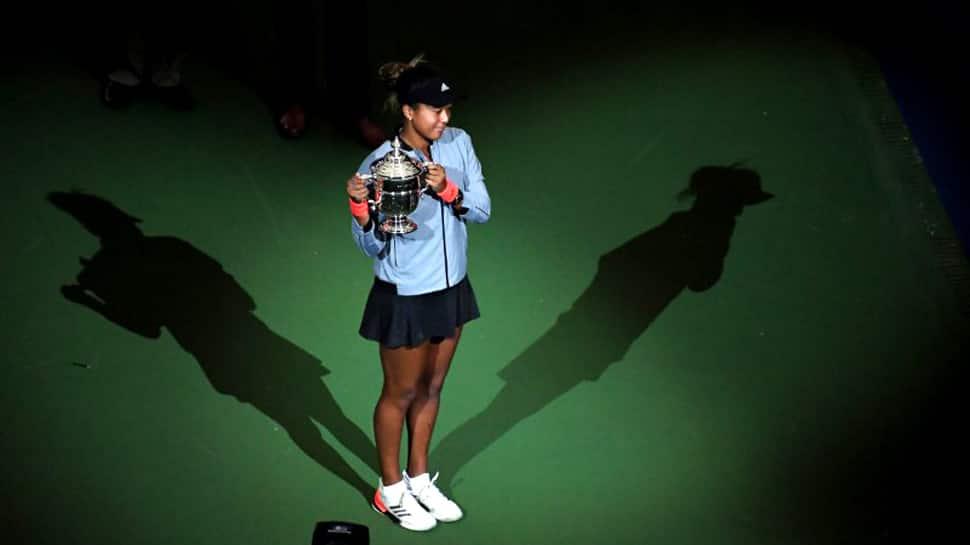 Naomi Osaka not disheartened by Serena Williams row in U.S. Open final