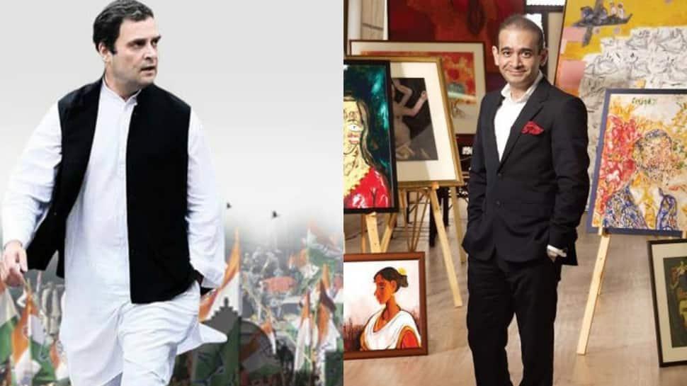 Rahul Gandhi attended Nirav Modi's cocktail party, says Shehzad Poonawalla; dares Congress chief to deny claim