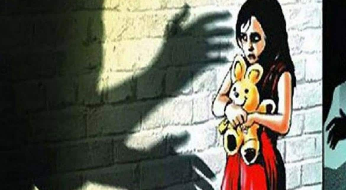 Father rapes minor daughter for 6 months, caught red-handed by wife
