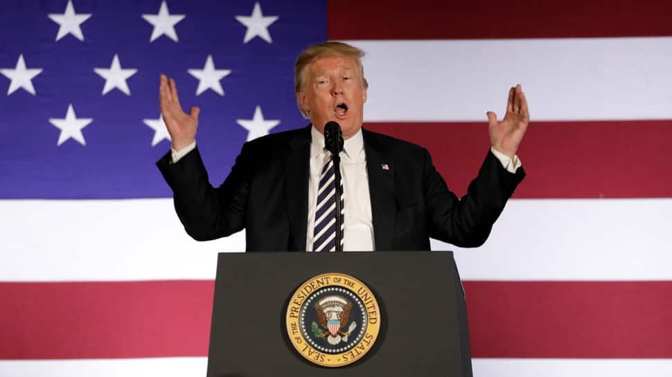 Donald Trump disputes Puerto Rico storm death toll, draws outcry