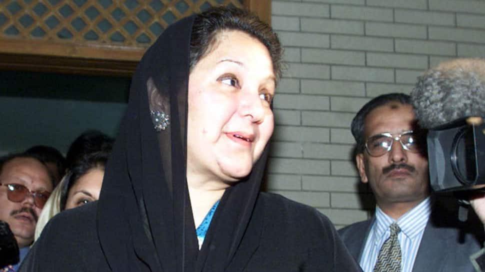 PIA flight carrying Nawaz Sharif's wife Kulsoom's body arrives in Lahore from London