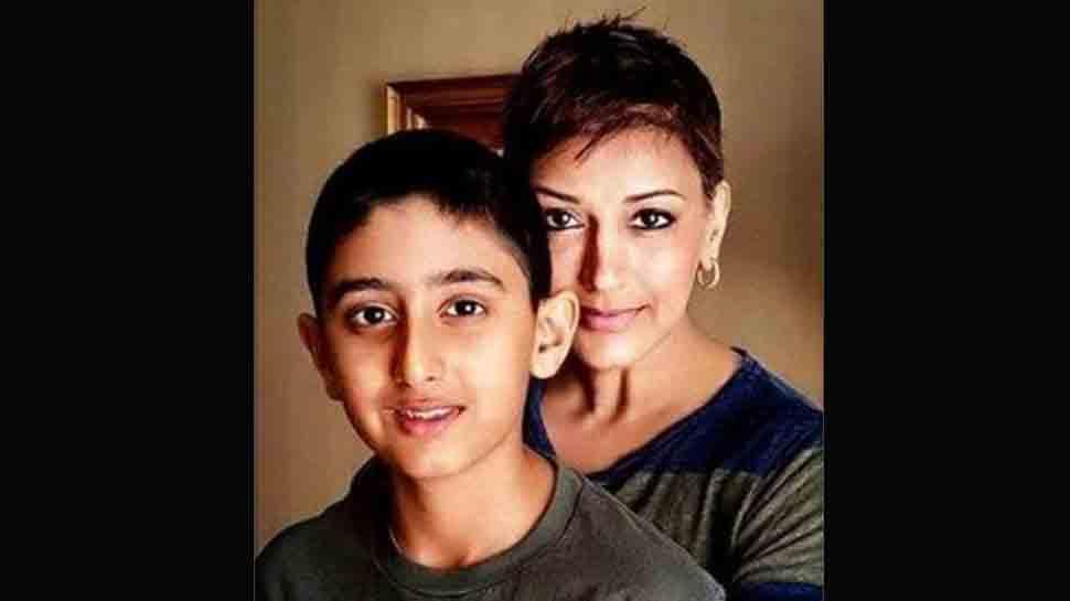 Sonali Bendre misses Ganesh Chaturthi celebrations, shares family photos
