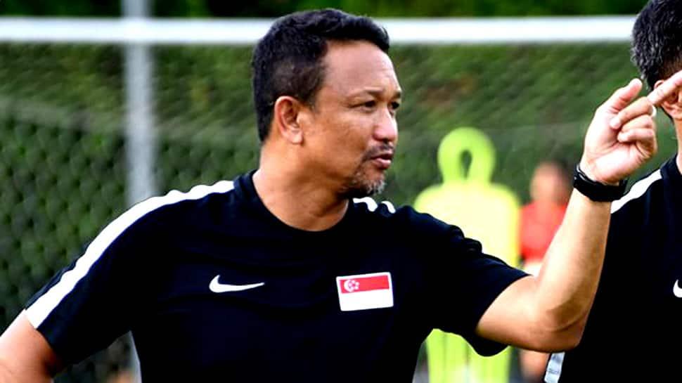 Singapore football coach apologises for turban remark