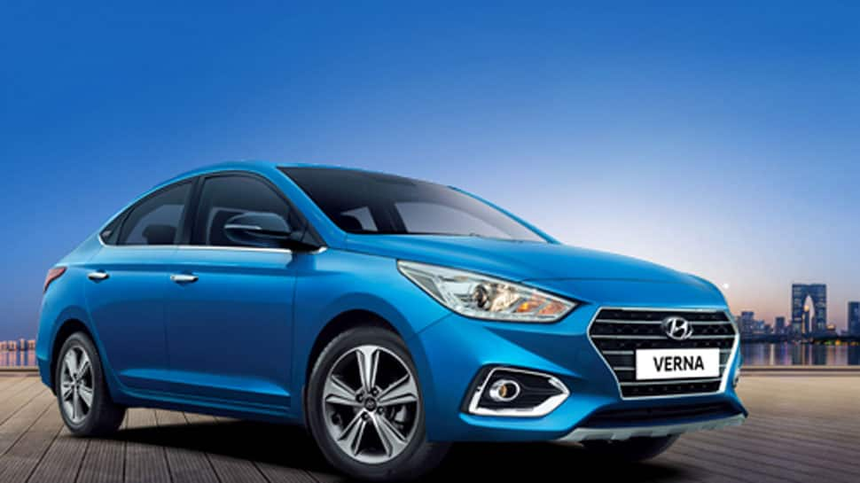 Hyundai Verna anniversary edition launched in India at starting price of Rs 11.69 lakh