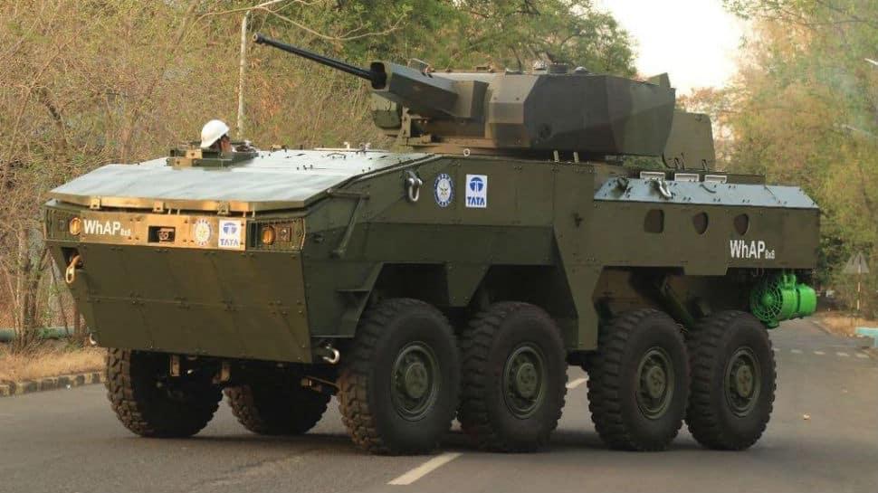 Tata Motors to showcase 'Made in India' combat vehicles at BIMSTEC Nations Summit