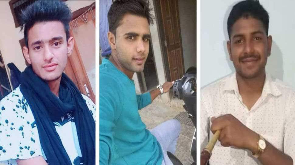 Rewari gang-rape case: Haryana Police releases pictures of three accused; raids continue