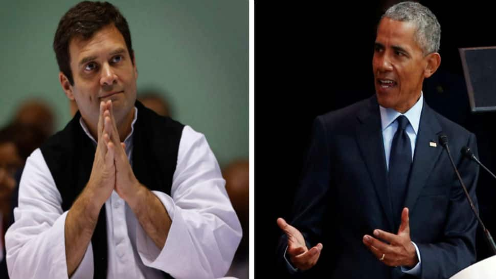 Rahul Gandhi goes Obama way: Crowdfunding becomes Congress party's new mantra
