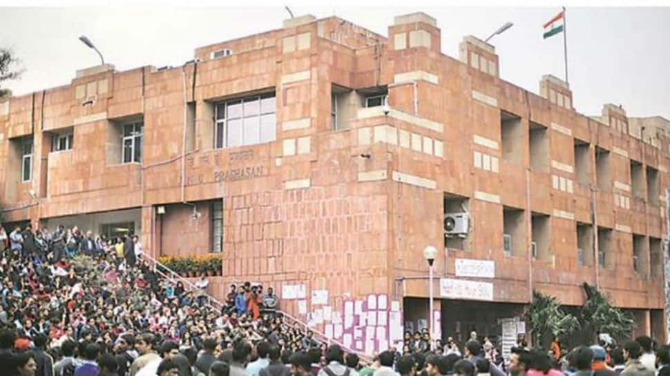 United Left alliance sweeps JNU students' union elections, bags all 4 seats