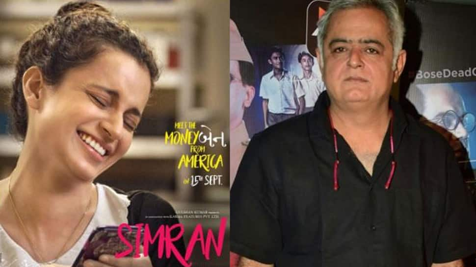 Hansal Mehta celebrates 'bittersweet experience' of 'Simran'