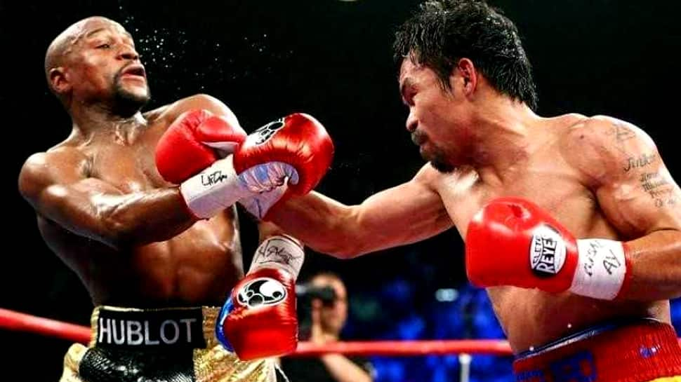 Floyd Mayweather says he will fight Manny Pacquiao again