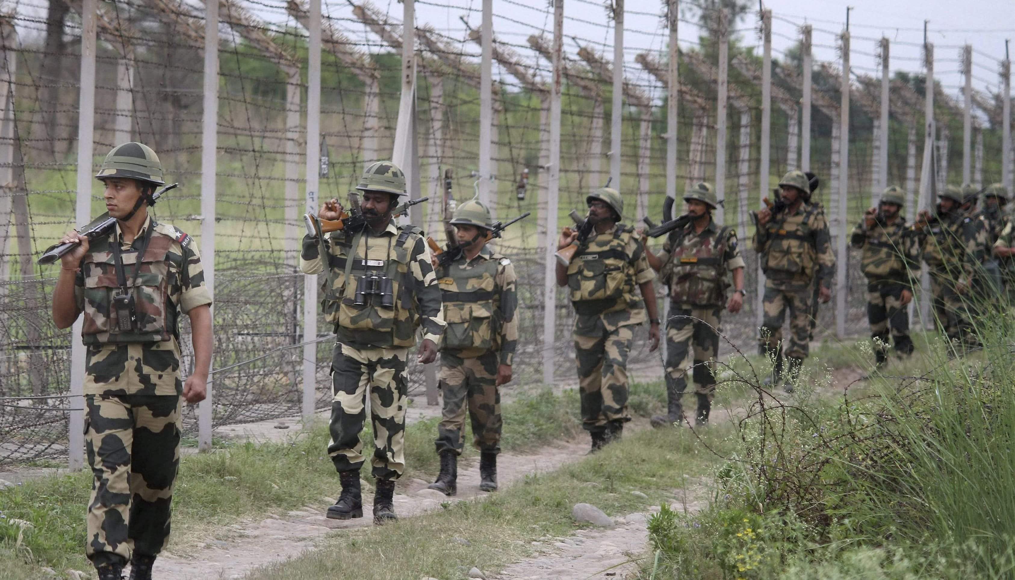 Rajnath Singh to inaugurate smart fence pilot project along India-Pakistan border