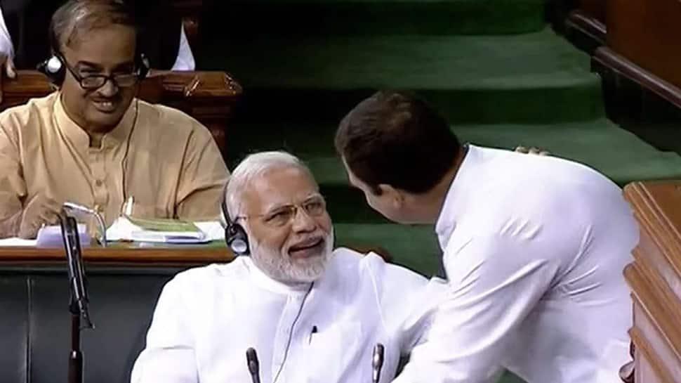 Rahul Gandhi wishes good health and happiness to PM Narendra Modi on his 68th birthday