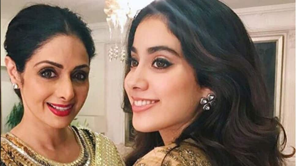 Janhvi Kapoor looks exactly like mother Sridevi in these pics from Switzerland!