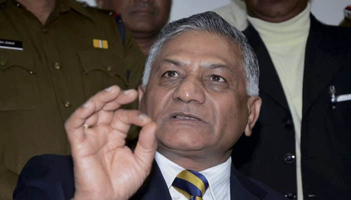 Army calling the shots: Pakistan is the same even under Imran Khan, suggests VK Singh