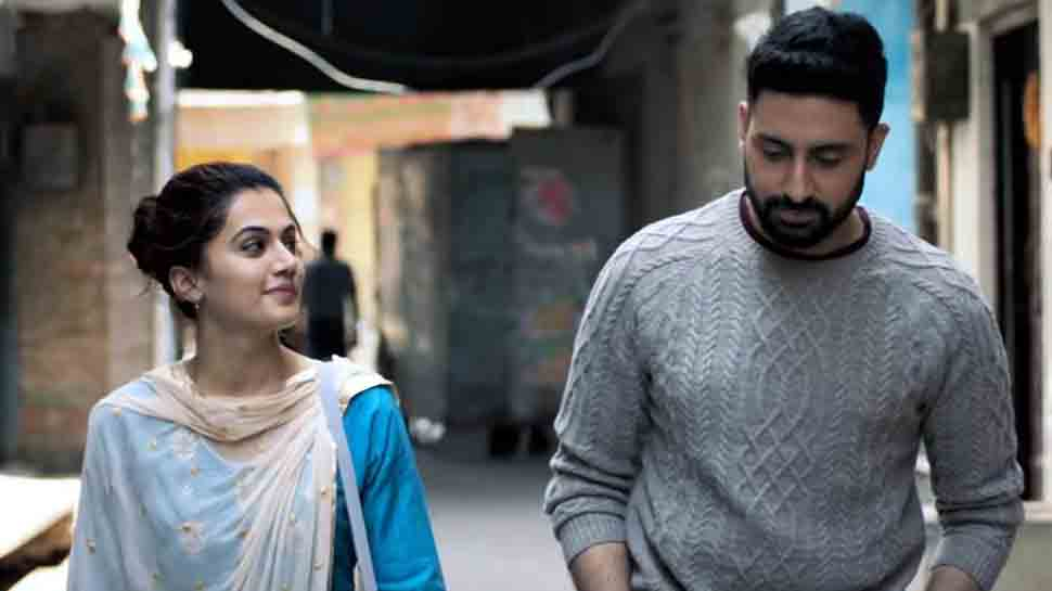 Abhishek Bachchan-Taapsee Pannu's Manmarziyaan Box Office collection dips on day 3