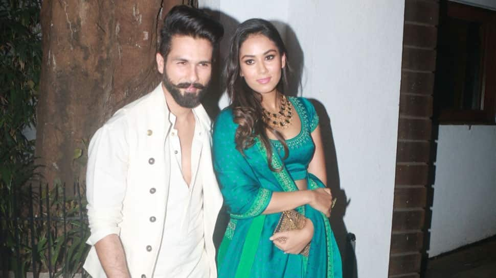 Shahid Kapoor-Mira Rajput's throwback picture is adorable-See pic