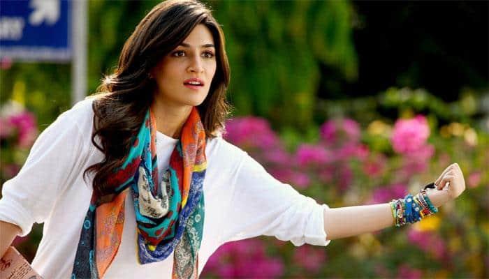 Despite being unwell, Kriti Sanon shoots multiple films