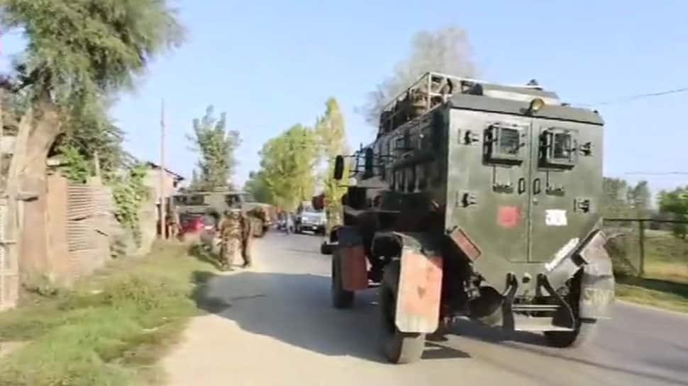J&K: Terrorists hurl grenade at CRPF camp in Pulwama, one jawan injured