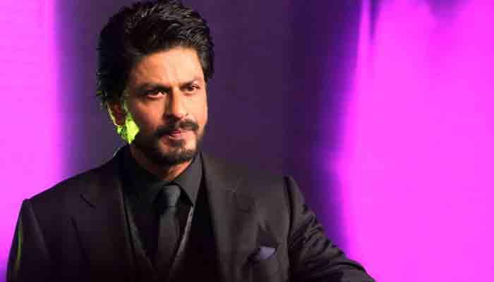 Shah Rukh Khan trolled for sharing photo of AbRam worshipping Lord Ganesh