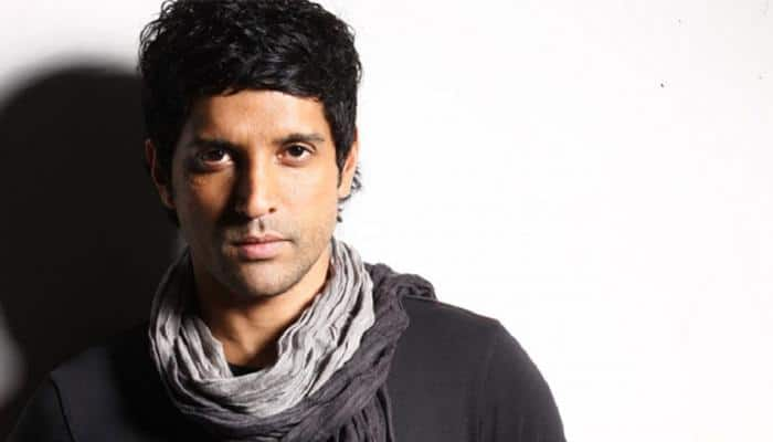 Farhan Akhtar shares a glimpse of his first single ' Rearview Mirror'