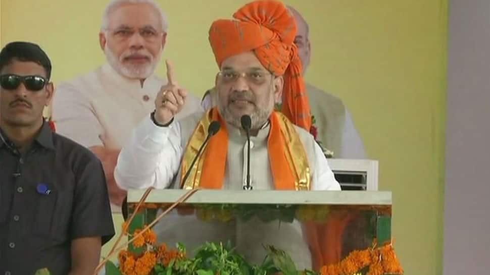 Doubtful if Rahul Gandhi knows Rabi and Kharif: Amit Shah takes jibe at Cong leader