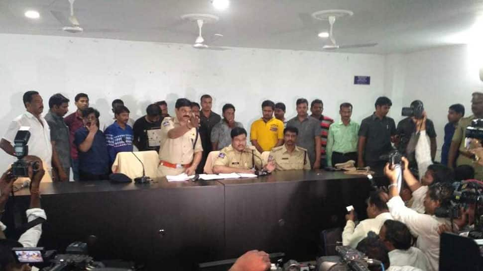 Police arrest father-in-law in Rs 1 crore contract to kill Telangana man