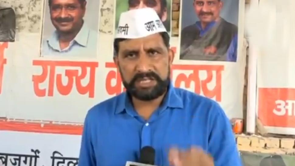 Let BJP leaders get raped by 10 people, we'll pay them Rs 20 lakh: Haryana AAP chief
