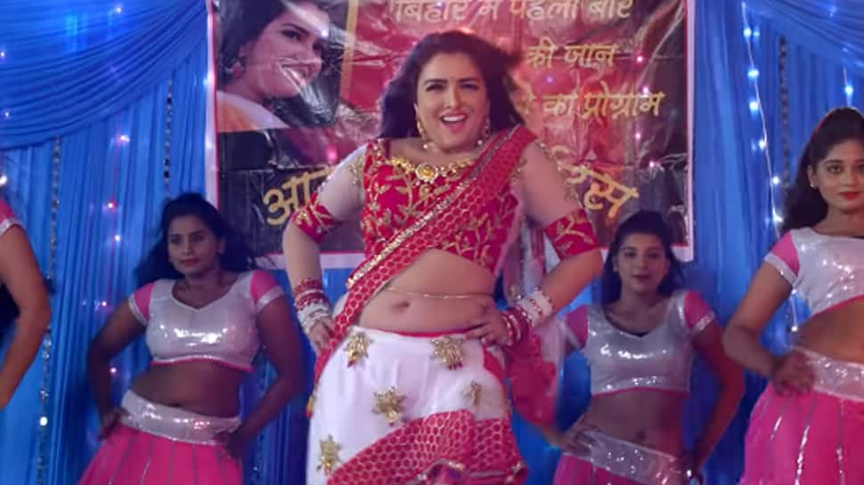 Amrapali Dubey's sizzling belly dance moves in 'Tohare Khatir' a big hit on YouTube, crosses 10 mn views—Watch
