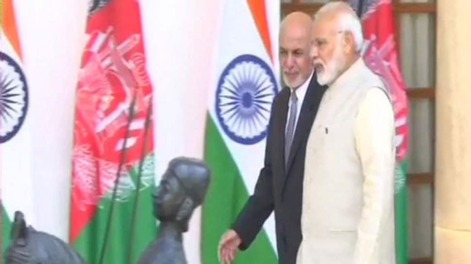 Afghanistan not on the verge of collapsing: Ashraf Ghani