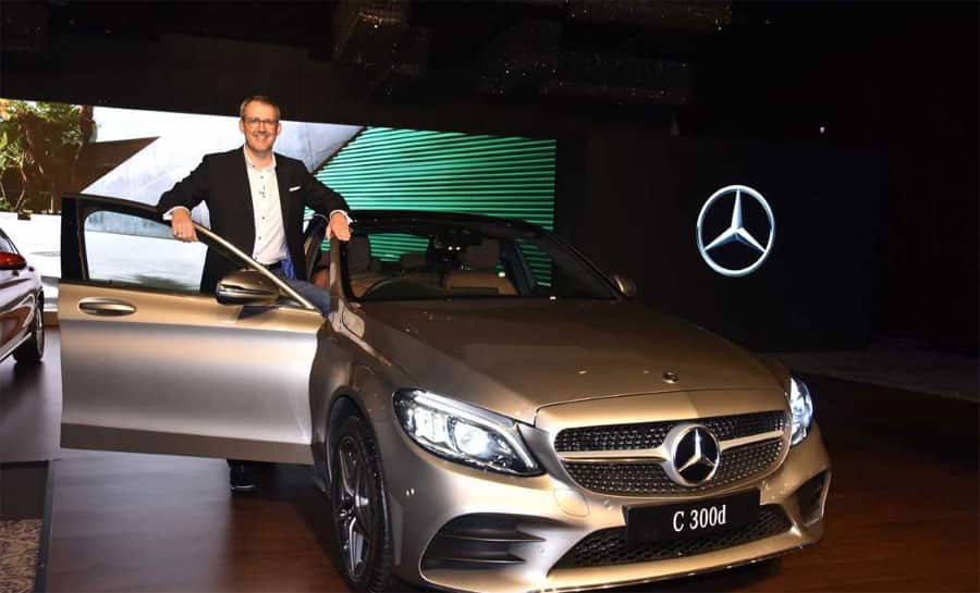 Mercedes-Benz C-Class facelift launched in India – Price, specs and more