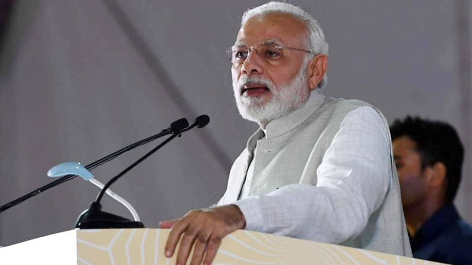 Government will continue to take tough decisions, says PM Modi