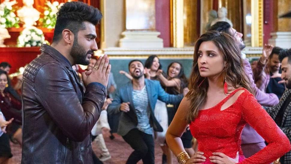 Arjun Kapoor and Parineeti Chopra 'Bhare Bazaar' garners more than 14 million views