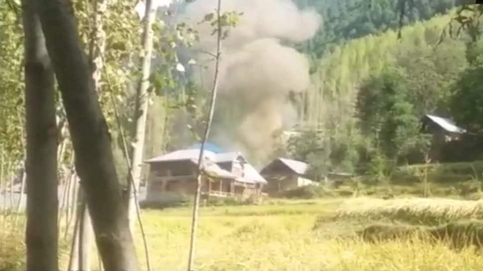 Jammu and Kashmir: 5 LeT terrorists killed in Bandipora district