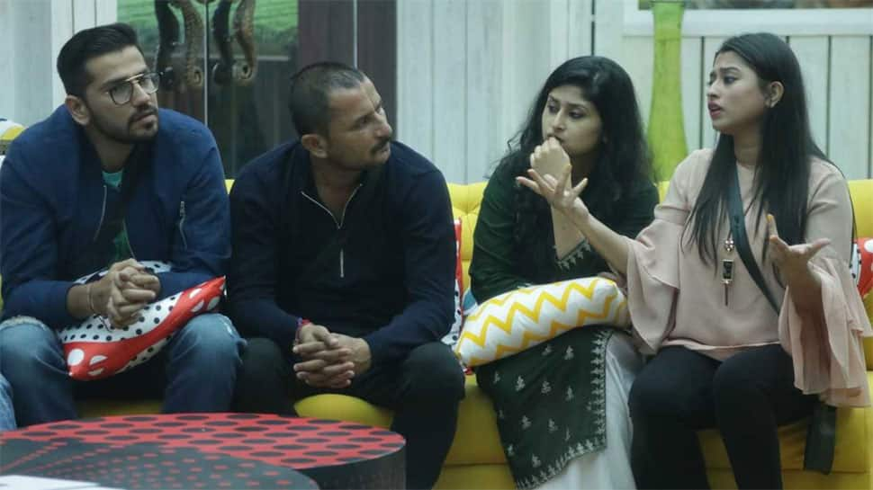 Bigg Boss 12 - Day 5:  Bigg Boss drops a 'bomb' on Romil - Nirmal and Karanvir Bohra