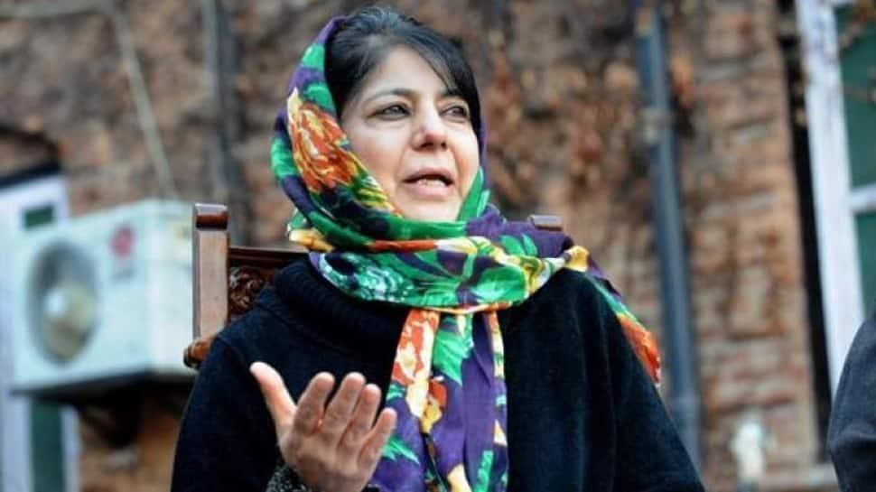 India-Pakistan meet cancellation bad news for Jammu and Kashmir: Mehbooba Mufti