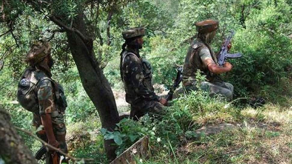 Search operation by security forces underway in villages of J&K's Pulwama