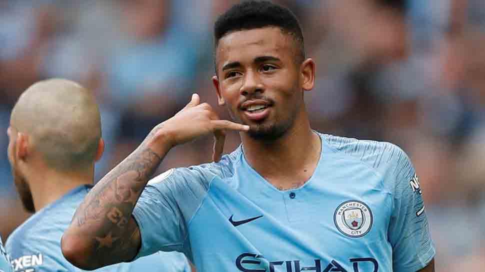 Jesus is not struggling, says Guardiola