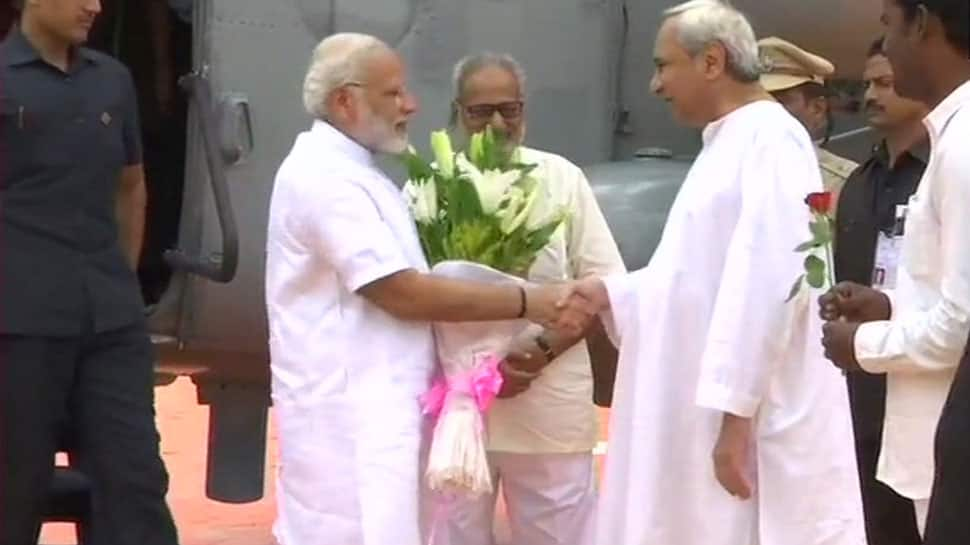 PM Modi arrives in Odisha, to launch fertilizer plant project, inaugurate airport