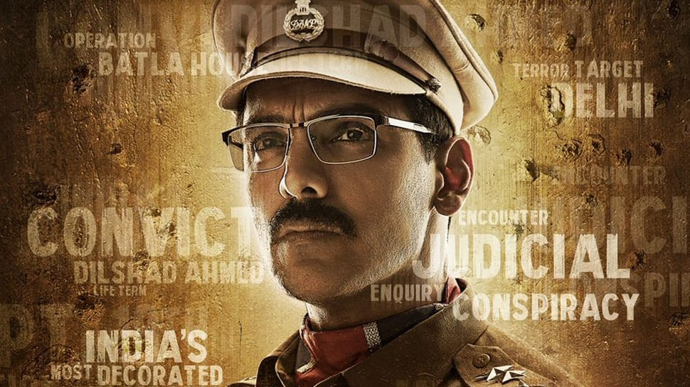 Batla House: New poster featuring John Abraham as a cop will leave you intrigued—Pic