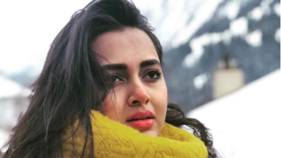 Tejasswi believes in 'falling in love, going all out'